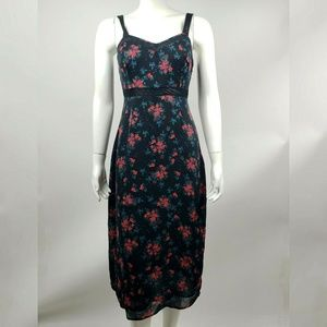 I HEART LOVE RONSON Floral Dress Small